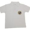 Short Sleeve Golf Shirt - White