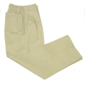 Boys Stone Trousers – Lighter Shade